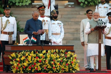 Narendra Modi Begins His Second Term as India's Prime Minister
